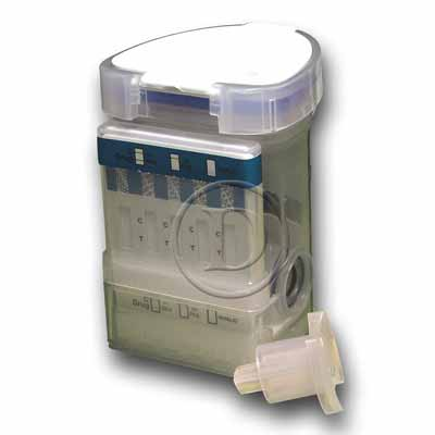 Integrated EZ Split Key Cup Drug Test 12 Panel with BUP test