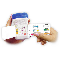 iCup 5 Panel Drug Test with Adulteration Testing